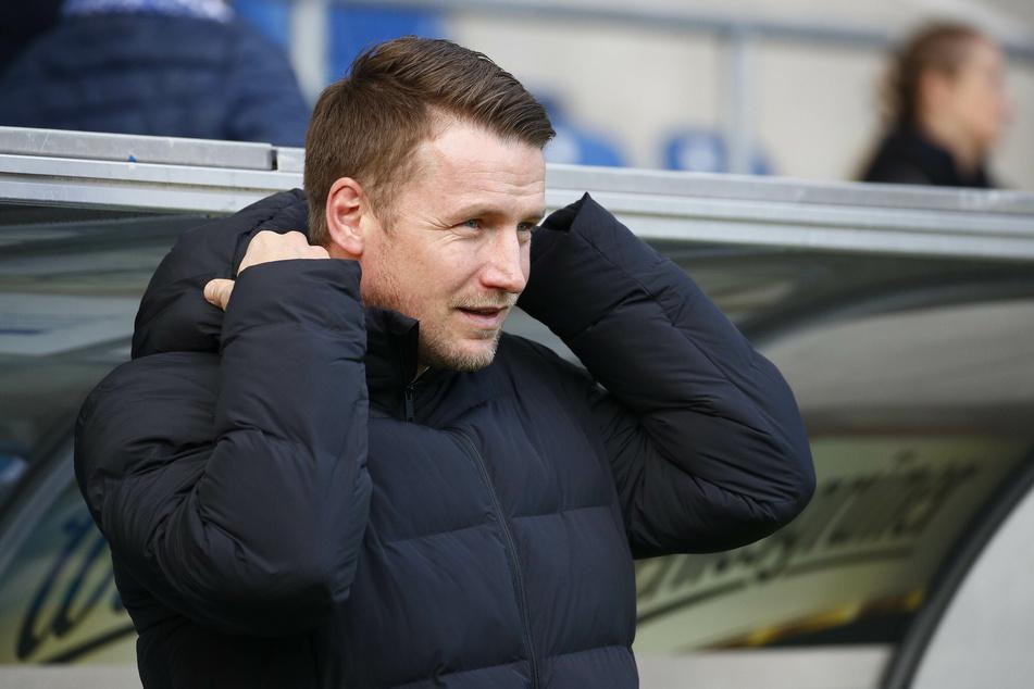 Sportchef Maik Franz (38) wird den FCM wohl verlassen.