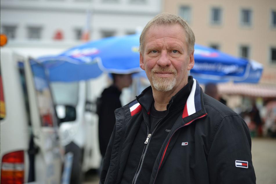 AfD-Kandidat Thomas Dietz (54) konnte im Erzgebirgskreis rund ein Drittel der Wähler überzeugen.