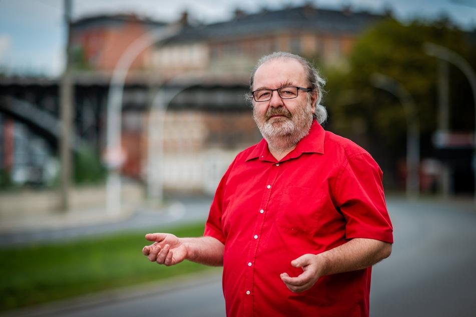 Stadtrat Thomas Scherzberg (59,Linke) fürchtet eine Kostenwelle nach dem Braunkohleausstieg.