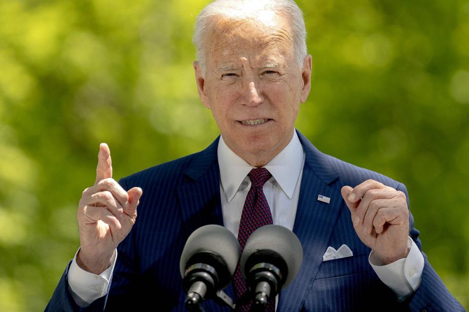 Joe Biden has raised the US refugee cap to 62,500.