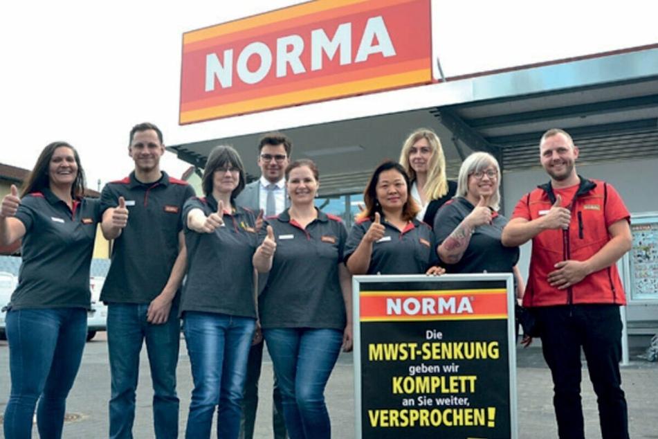 NORMA in Bergfelde eröffnet Montag (6. Juli) neu!