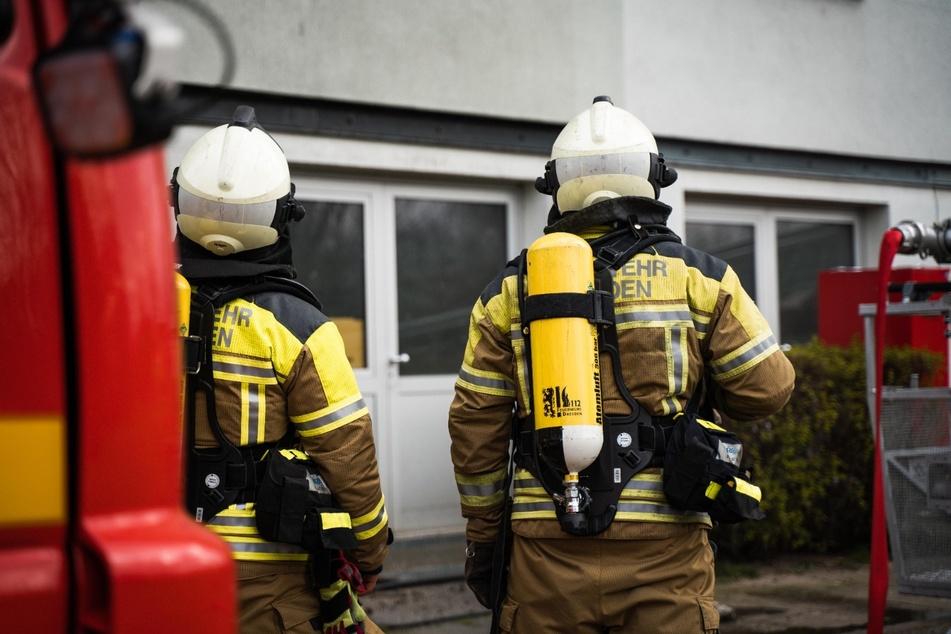 Die Dresdner Berufsfeuerwehr verriet auch interessante Statistiken: Zum Beispiel arbeiten bei ihr 17 weibliche und 614 männliche Feuerwehrleute.