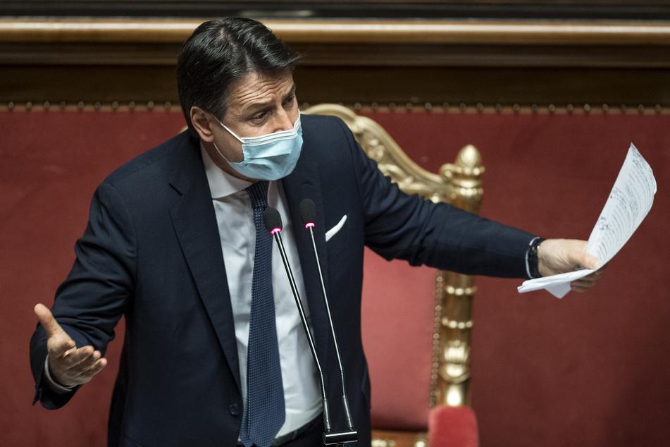 Mitten in der Pandemie! Italiens Ministerpräsident Giuseppe Conte tritt zurück