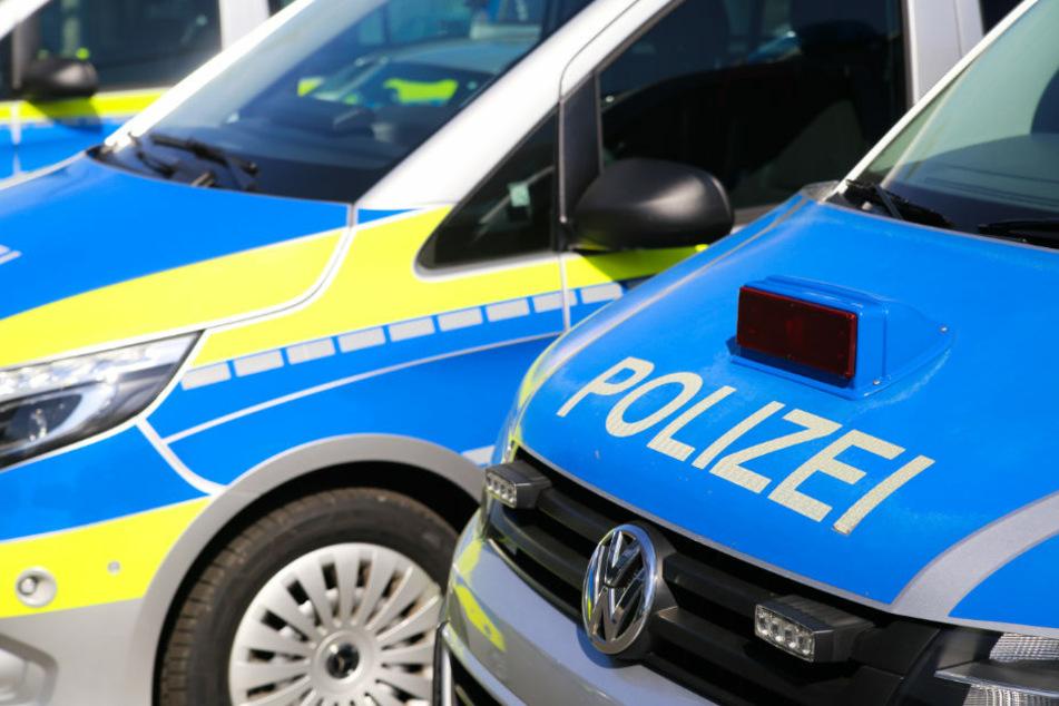 Angriff mit Molotow-Cocktail auf Polizeigelände in Pasewalk