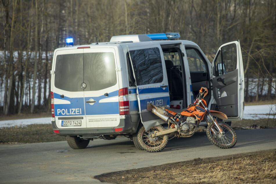 Wilde Verfolgungsjagd durch Annaberg-Buchholz endet mit Crash
