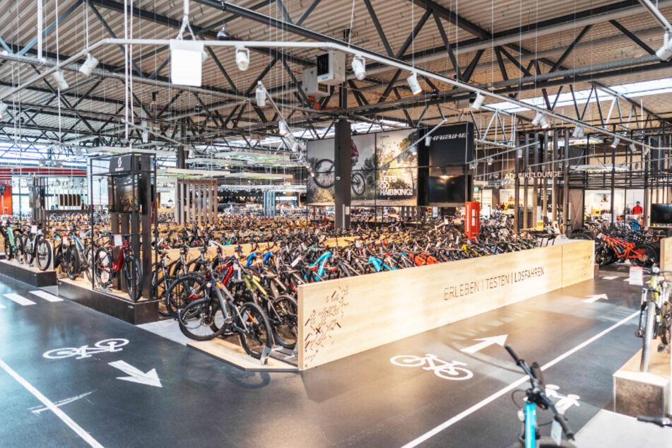 Wer ein neues Fahrrad braucht, muss jetzt zu Fahrrad XXL in Halle!
