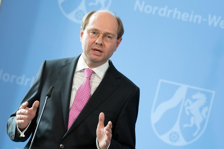 Olaf Gericke ist Landrat des Kreises Warendorf.