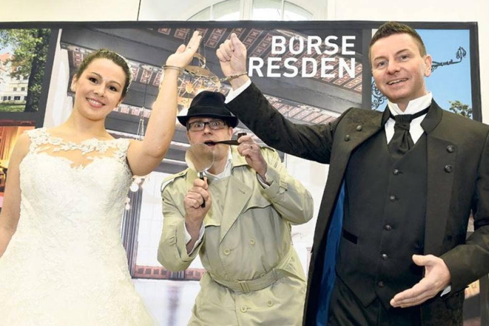 Sag Ja! Hochzeitsmesse in Dresden