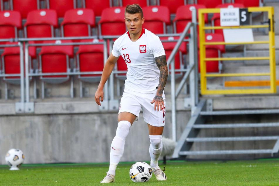 Kamil Piatkowski (20) ist aktueller polnischer U21-Nationalspieler und Leistungsträger beim Tabellenzweiten RKS Rakow Tschenstochau.