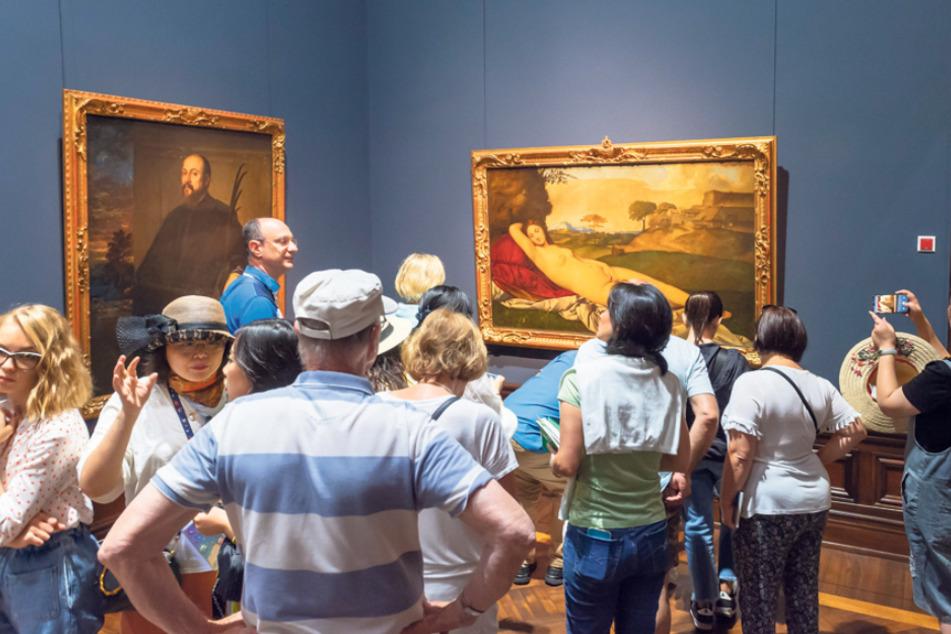 Die Ausstellung zum holländischen Barockmaler Johannes Vermeer ist ab 4. Juni in der Dresdner Gemäldegalerie Alte Meister zu sehen.