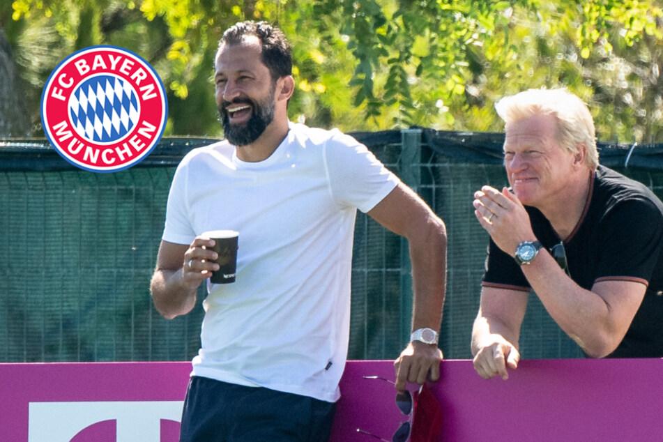 Mega-Talent beim FC Bayern auf dem Zettel: Greifen die Münchner Bosse in Spanien zu?