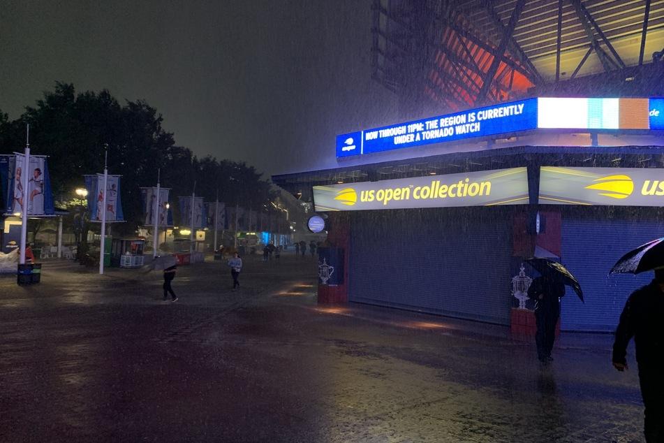 Der Sommer 2021 in der Millionenmetropole gilt bisher als der regenreichste in der New Yorker Geschichte.