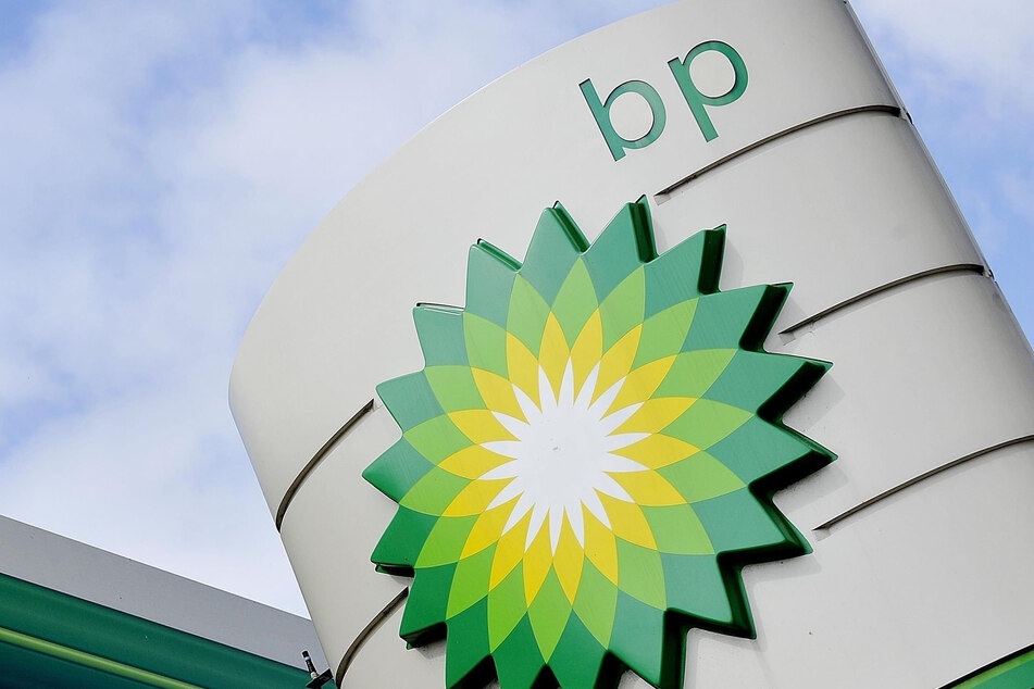 Der britische Ölkonzern BP.