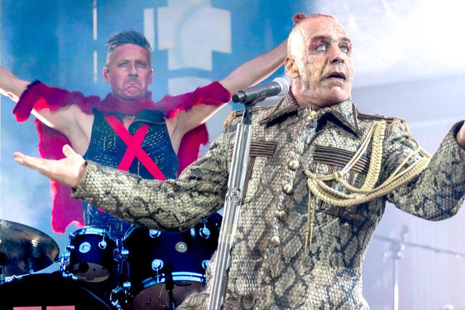 """Arbeiten Rammstein an neuer Platte? Drummer """"Doom"""" verplappert sich!"""