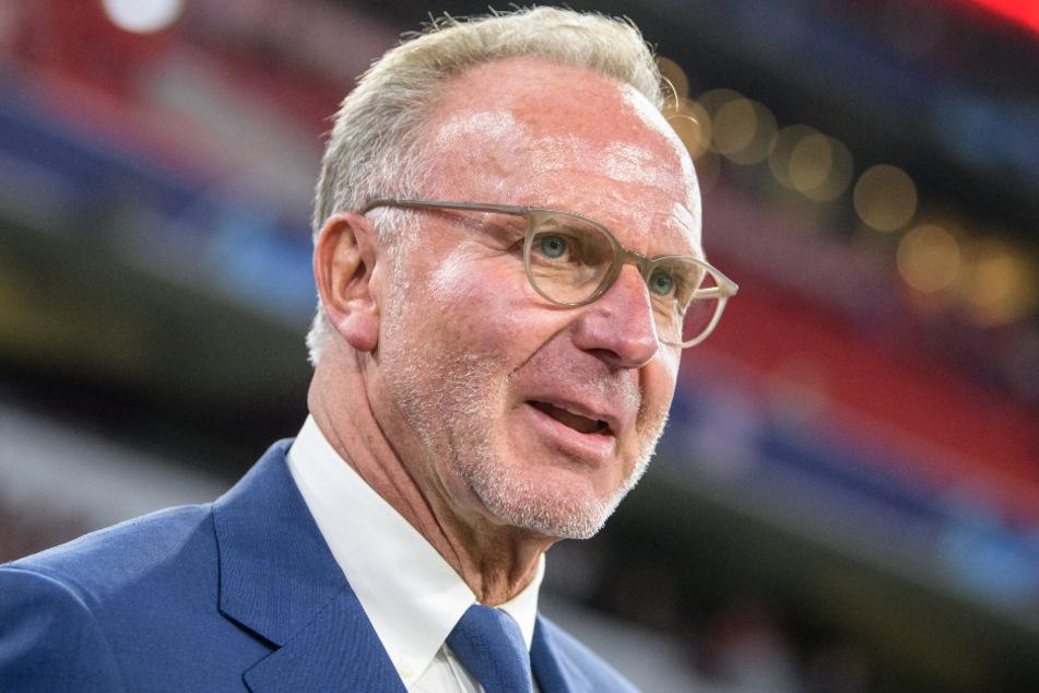 Karl-Heinz Rummenigge ist von den Fähigkeiten von Bayern-Trainer Hansi Flick vollends überzeugt.