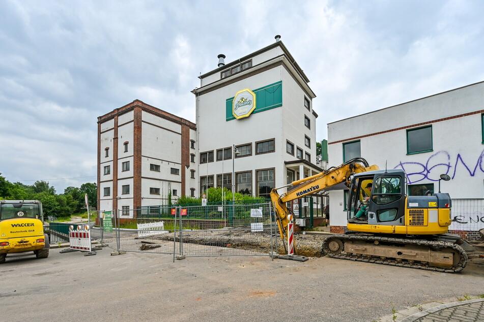 Ein Investor aus Leipzig hat das Braustolz-Gelände gekauft.
