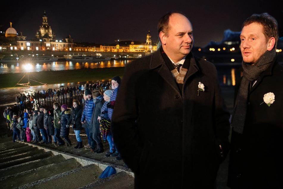 Dresden: Dresdner Gedenken zum 13. Februar: Aufruf zur virtuellen Menschenkette!