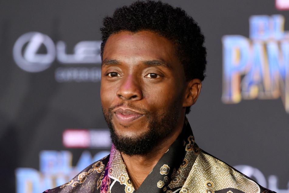 """Der US-Amerikaner Chadwick Boseman wurde vor allem durch seine Rolle als Superheld """"Black Panther"""" bekannt. (Archivbild)"""