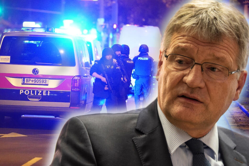Von Macron bis AfD: Das sind die Reaktionen auf den islamistischen Terror in Wien