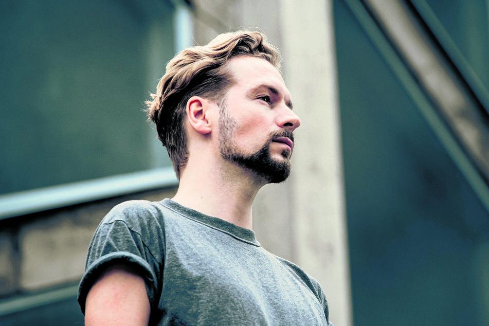 """Sänger Felix Räuber (36) engagiert sich für den Umweltschutz: """"Jeder kann das, beim NABU gibt es viele verschiedenen Möglichkeiten."""""""