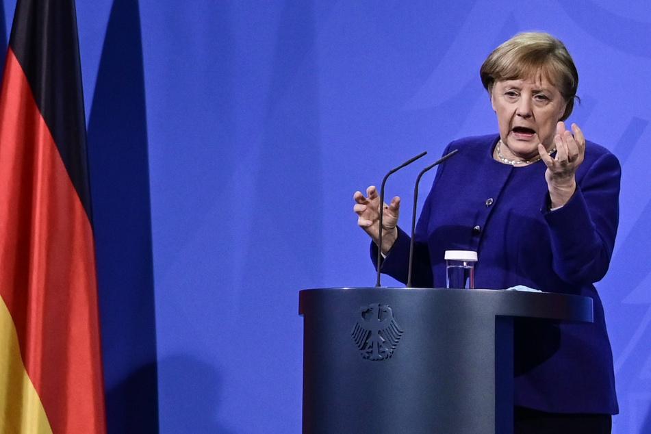 Kanzlerin Merkel: Impf-Ausweis für freies Reisen soll kommen!