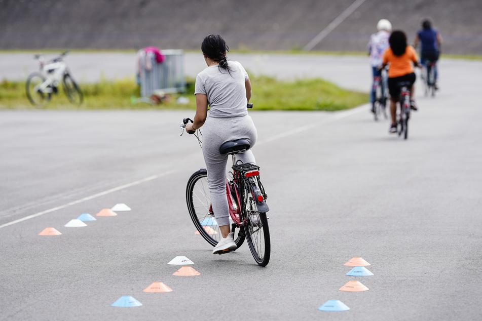 Auch Auffrischungskurse für Fahrradfahrer werden immer beliebter.