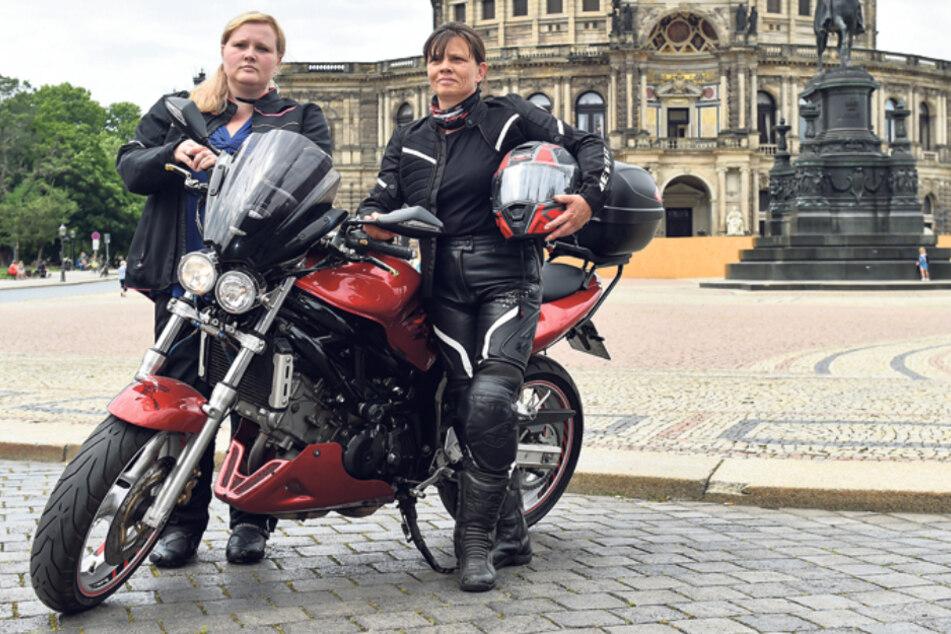 Mehr als 1000 Fahrer erwartet: Biker demonstrieren gegen Fahrverbote