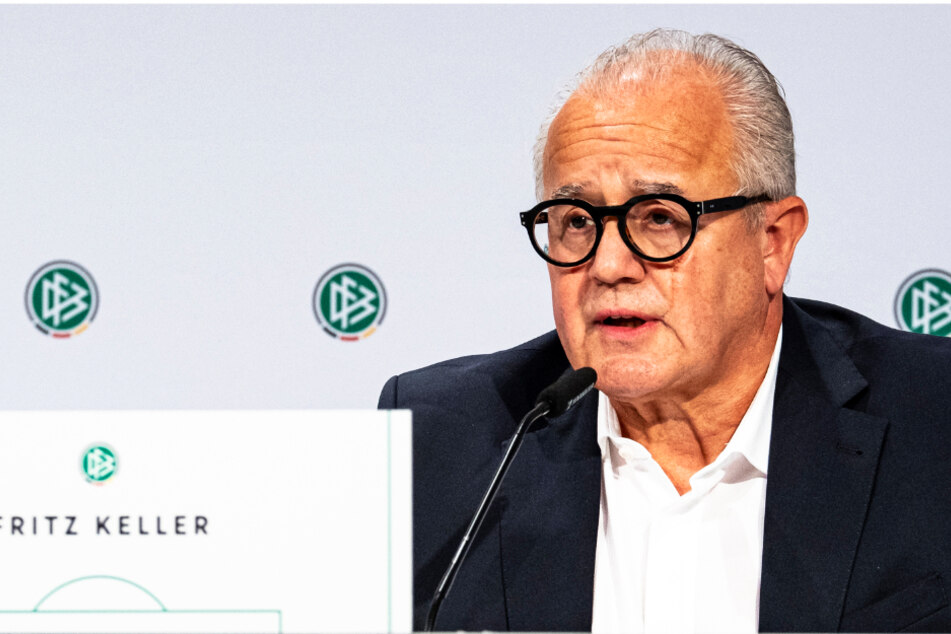 DFB-Boss Keller will wieder Zuschauer in den Stadien: So soll das möglich gemacht werden
