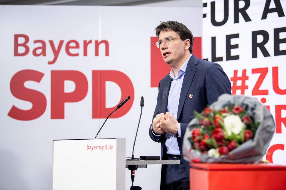 Florian von Brunn (51) will vor allem mehr Akzente in der Umweltpolitik setzen, besonders beim Klimaschutz.