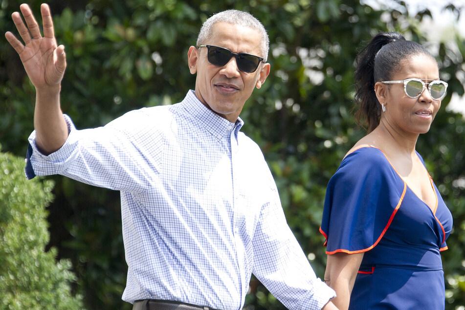 Trotz Corona-Beschränkungen: Obama feiert mit fast 700 Leuten Geburtstag