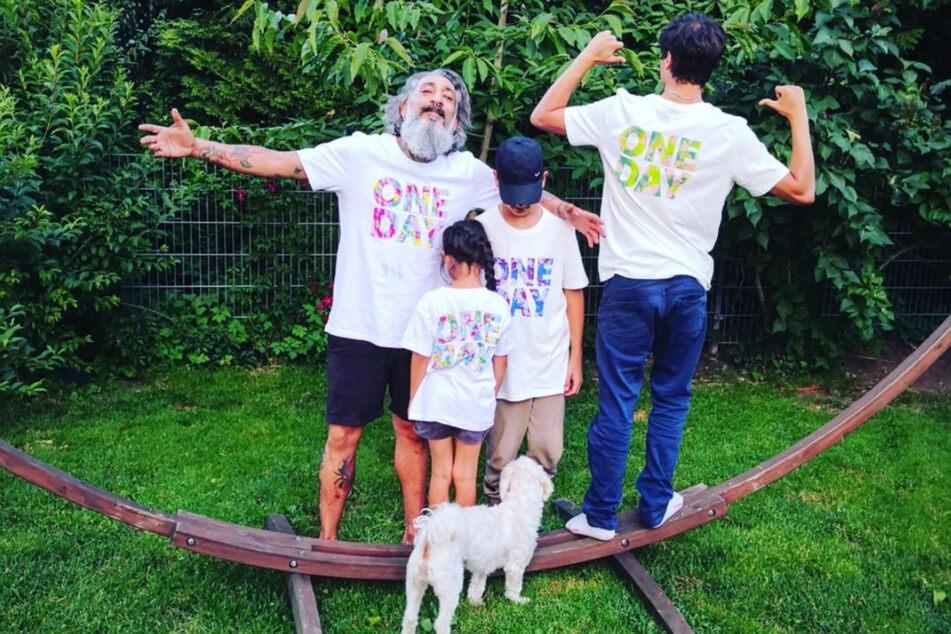 Seine drei Kinder haben Senay Gueler die Kraft gegeben, sein Drogenproblem in den Griff zu kriegen.