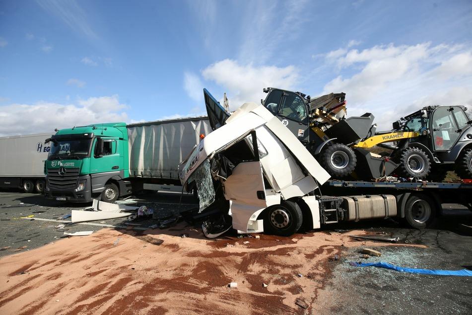 Unfall A3: Schwerer Unfall auf A3 bei Königswinter: Autobahn Richtung Köln voll gesperrt