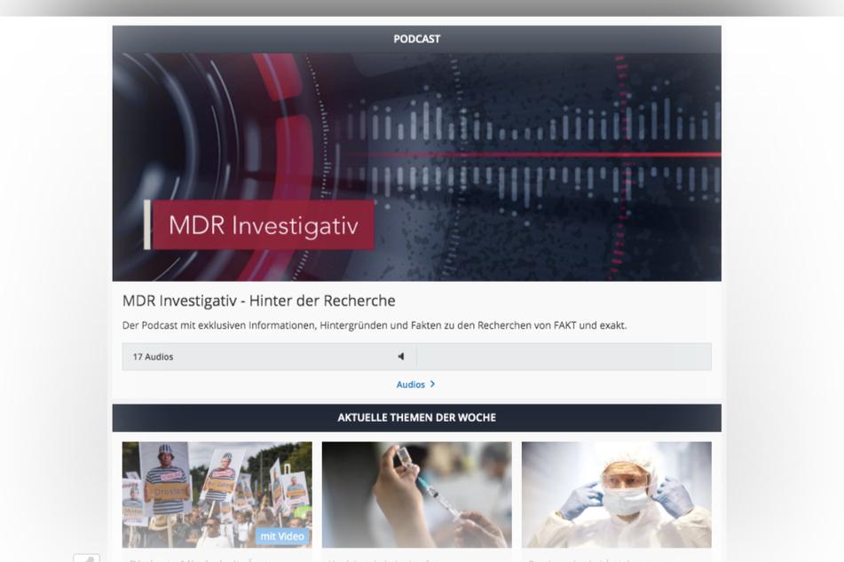 """Der MDR geht in seinen Investigativ-Formaten den Sachen auf den Grund. Im """"Glyphosat-Fall"""" von 2015 hat das OLG pro Recherche geurteilt."""