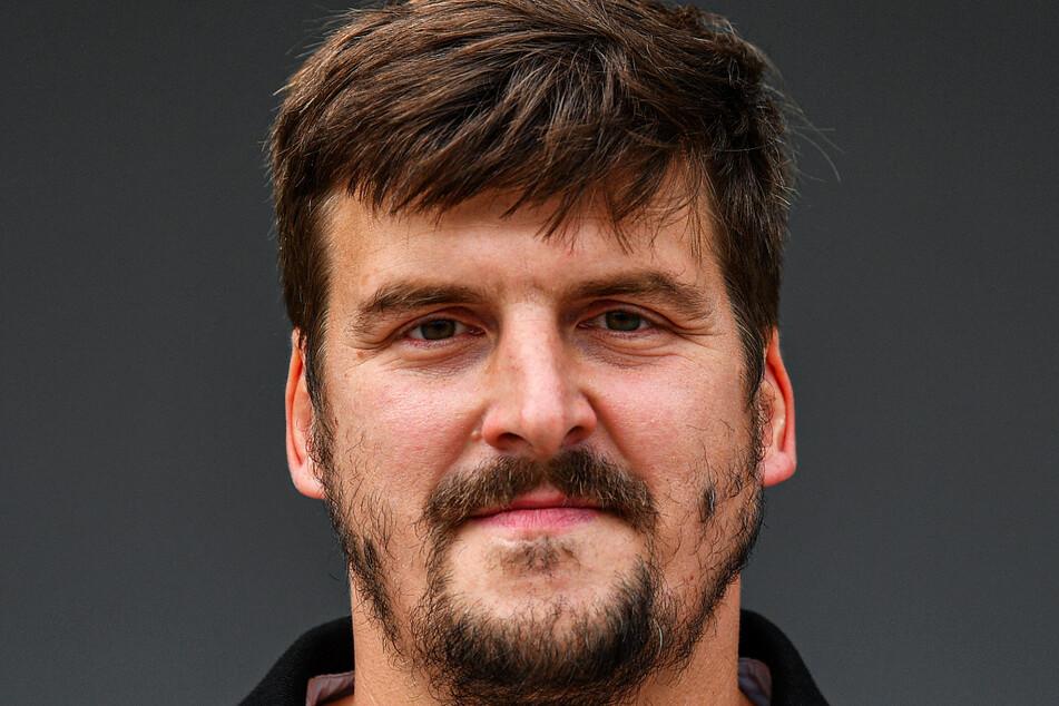 HCE-Coach Rico Göde (39) lobte seine Mannschaft für ihre gute Leistung.