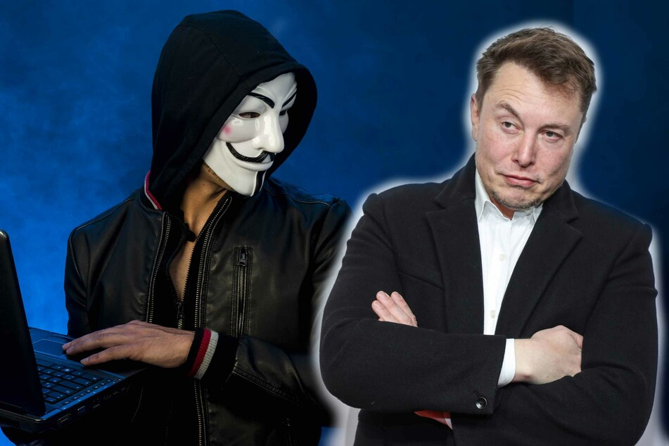 Elon Musk targeted by Anonymous for messing with cryptocurrencies!
