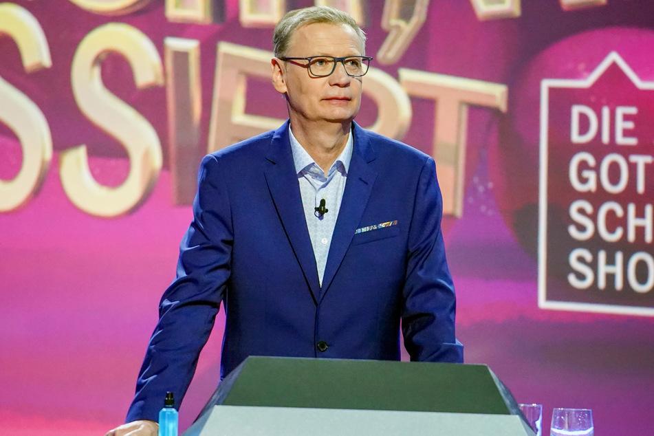 Diesmal leider nicht in der Sendung dabei: Günther Jauch (64).