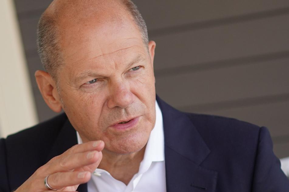 Olaf Scholz (SPD) befürwortet eine Kostenpflicht für Corona-Tests.