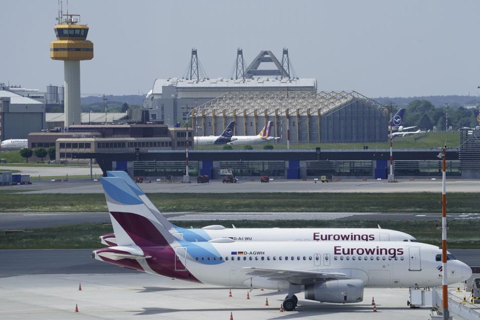 Vom Hamburger Flughafen fliegt Wizz Air bereits neun weitere Ziele an. (Archivbild)