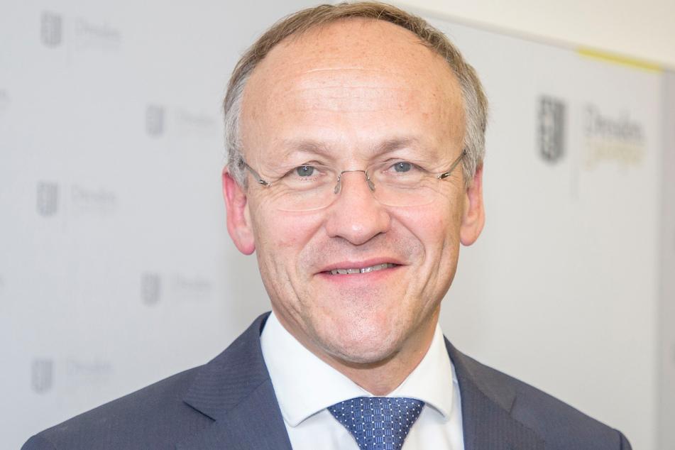 SPD: Finanzbürgermeister Peter Lames (57).