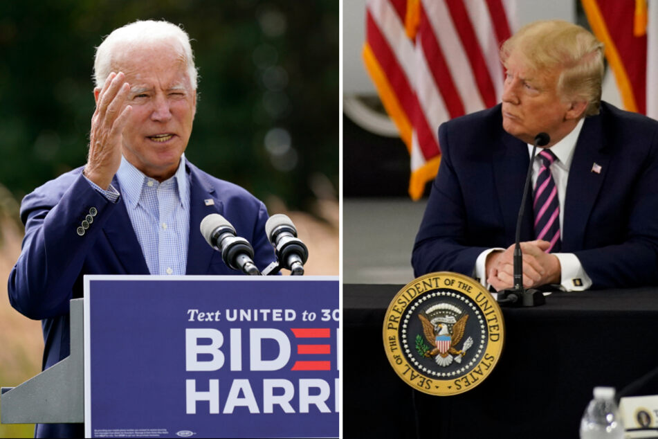 "Biden calls Trump ""climate arsonist"" while the West burns"
