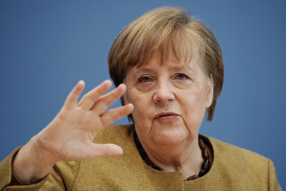 Bundeskanzlerin Angela Merkel (66, CDU) bekräftigte am Donnerstag, dass man allen in Deutschland bis zum Ende des Sommers - also bis zum 21. September - ein Impfangebot machen wolle.
