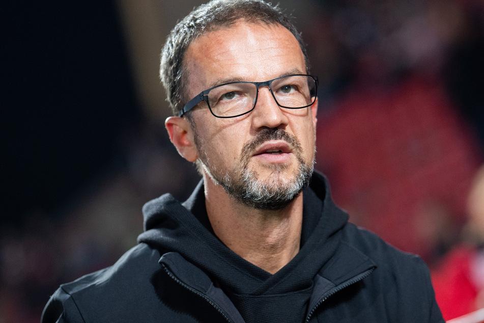 Fredi Bobic, Sportdirektor von Eintracht Frankfurt.