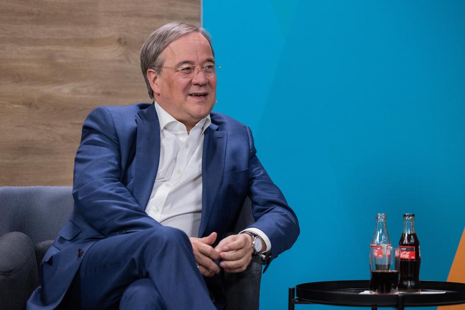 Der Kanzlerkandidat der Union, Armin Laschet (60, CDU).