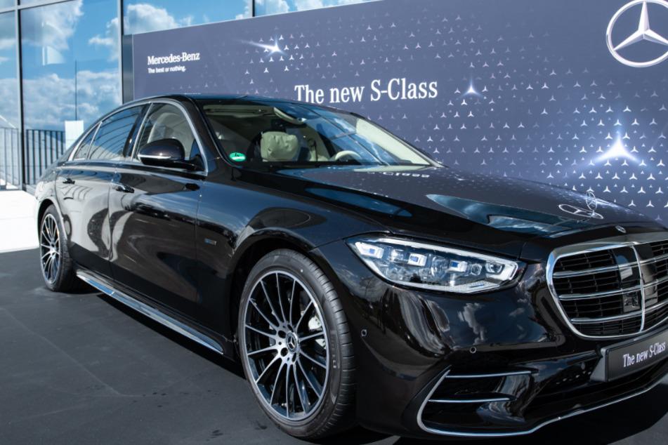 Daimler verkauft im November erstmals wieder mehr Mercedes