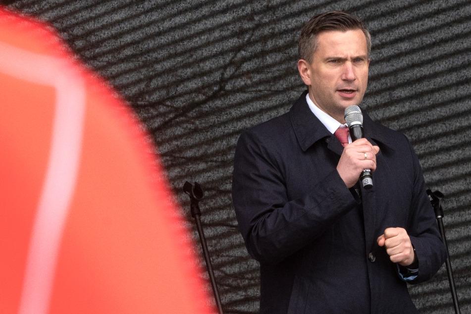 Martin Dulig, SPD-Vorsitzender in Sachsen und Wirtschaftsminister.