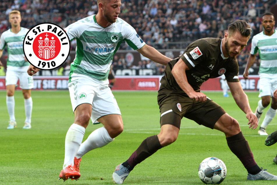 FC St. Pauli im letzten Saisonspiel ohne Top-Torjäger Diamantakos
