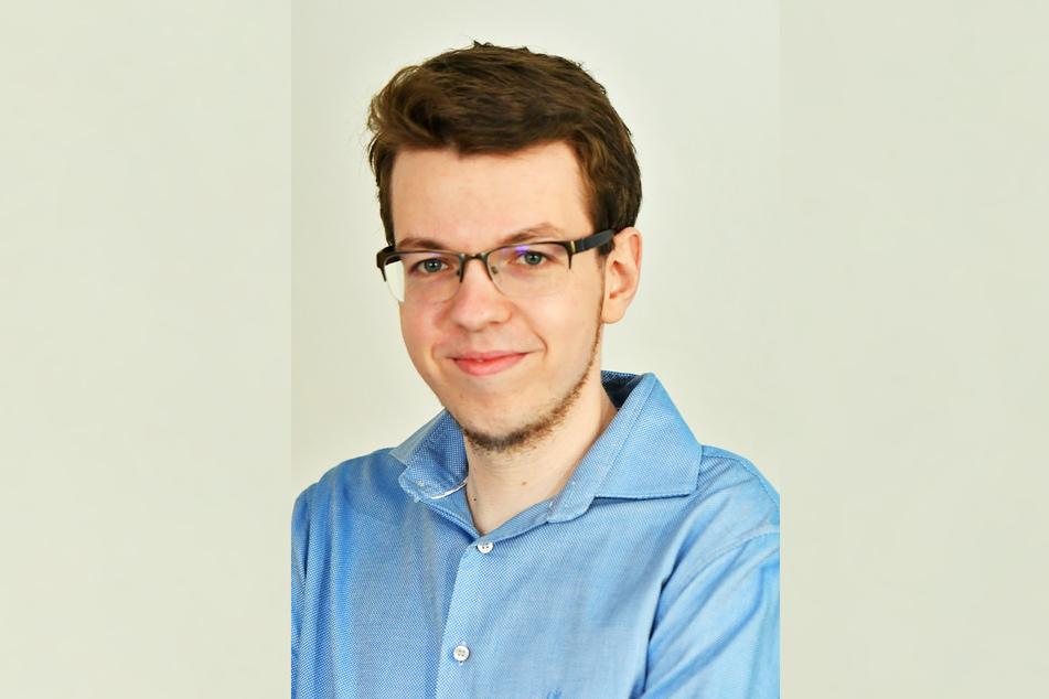 TAG24-Politikredakteur Paul Hoffmann.