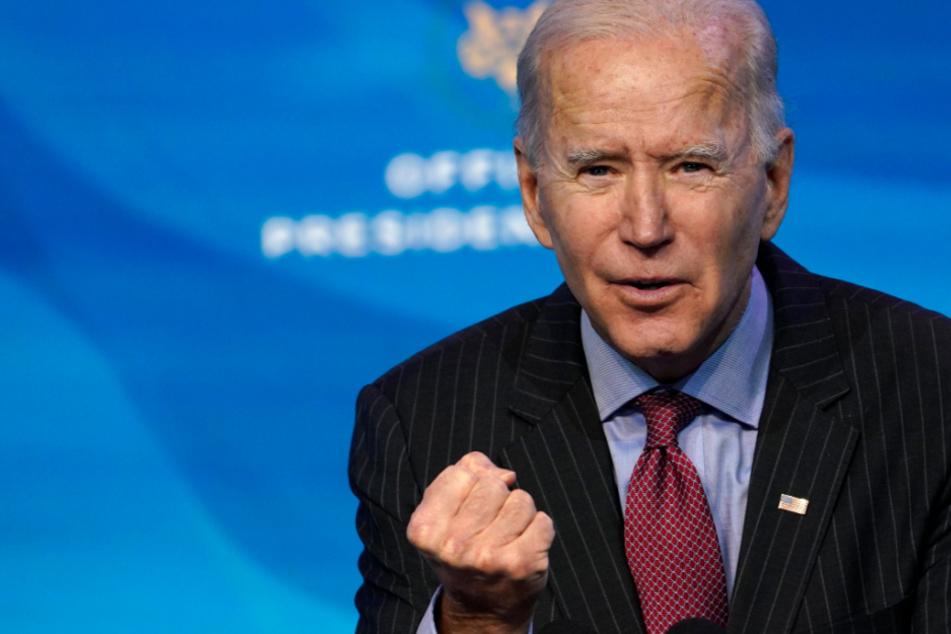 Große Pläne für seine Amtszeit: Was hat sich Joe Biden alles vorgenommen?