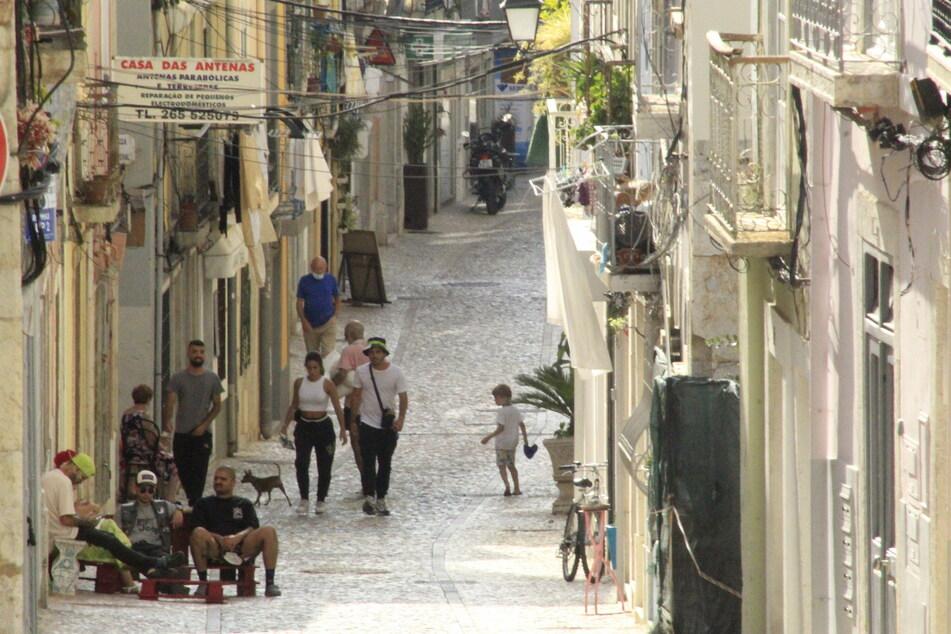 Auch der Großraum Lissabon ist ab Sonntag kein Hochrisikogebiet mehr.