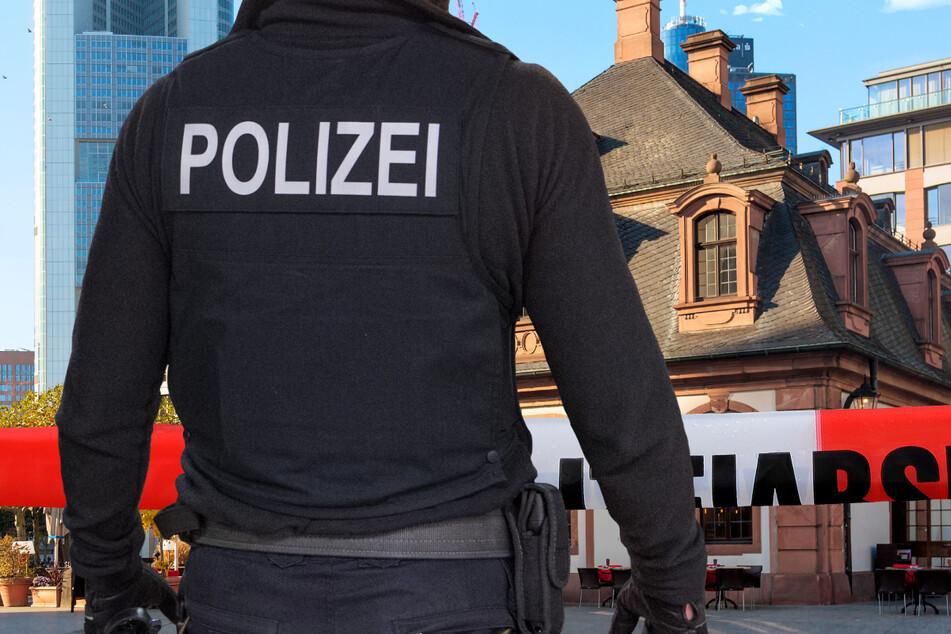 Frankfurt: Brutale Messer-Attacke in der City von Frankfurt: Frau (81) niedergestochen